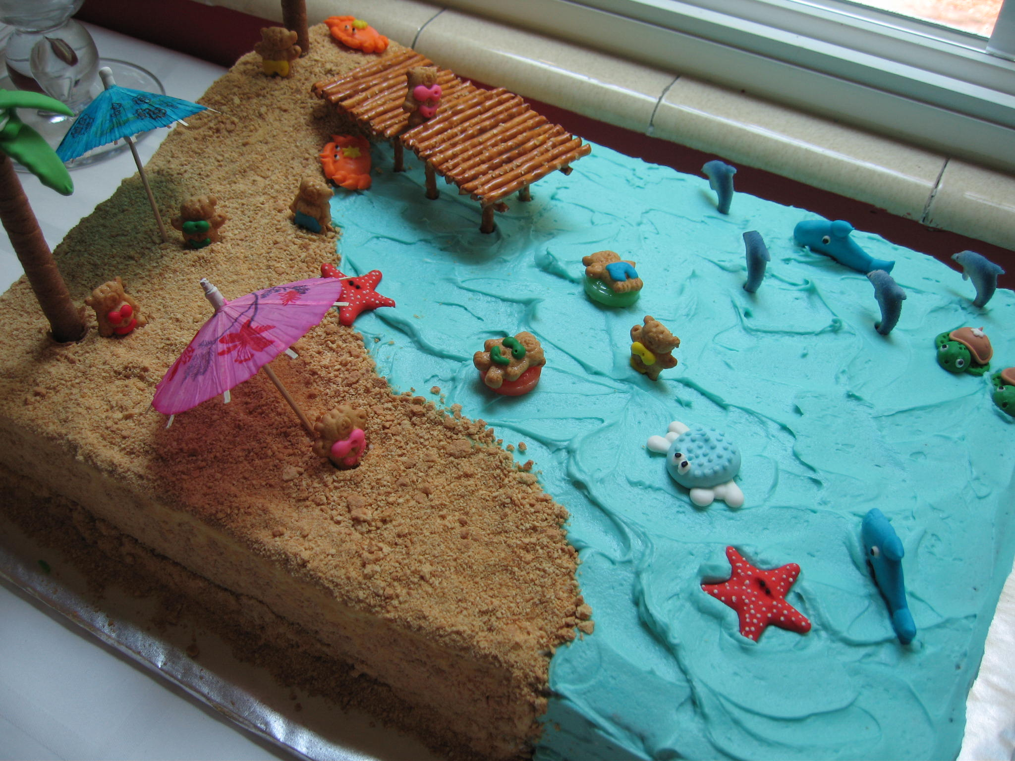 Excellent Beach Cake 2048 x 1536 · 431 kB · jpeg